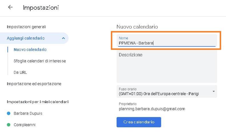 Sincronizzare Calendario.Sincronizzare Planningpme Con Google Calendar
