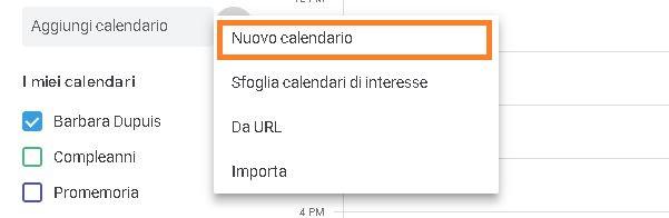 Calendario Condiviso Gmail.Sincronizzare Planningpme Con Google Calendar