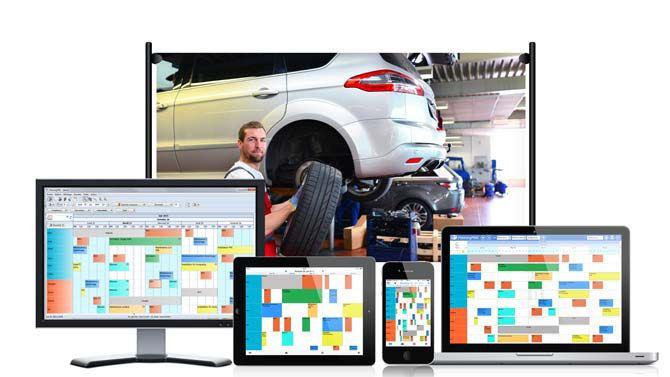 Gestire l 39 attivit di un centro riparazioni auto planningpme for 2 officine di garage per auto